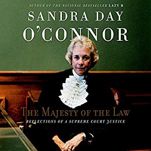 The Majesty of the Law Audiobook