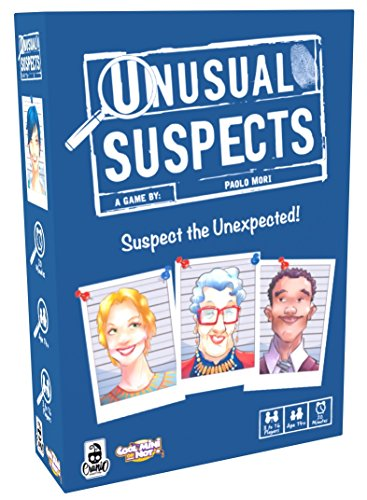 Unusual Suspects Board Game