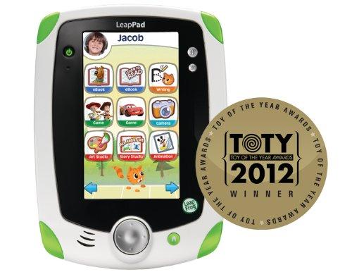 LeapFrog LeapPad1 Explorer Learning Tablet, green by LeapFrog (Image #1)