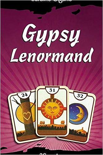 Baralho Cigano - Gypsy Lenormand - Colecao Tarot Teoria e ...