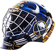 Franklin Sports GFM 1500 NHL Buffalo Sabres Goalie Face Mask