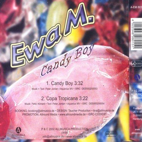 Candy Boy/Copa Tropicana [Single-CD]