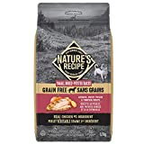 Nature's Recipe Small Breed Grain Free Chicken, Sweet Potato & Pumpkin Recipe Dog Food 1.8kg