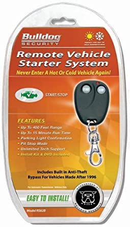 Bulldog Security Remote Starter Together With Bulldog Remote