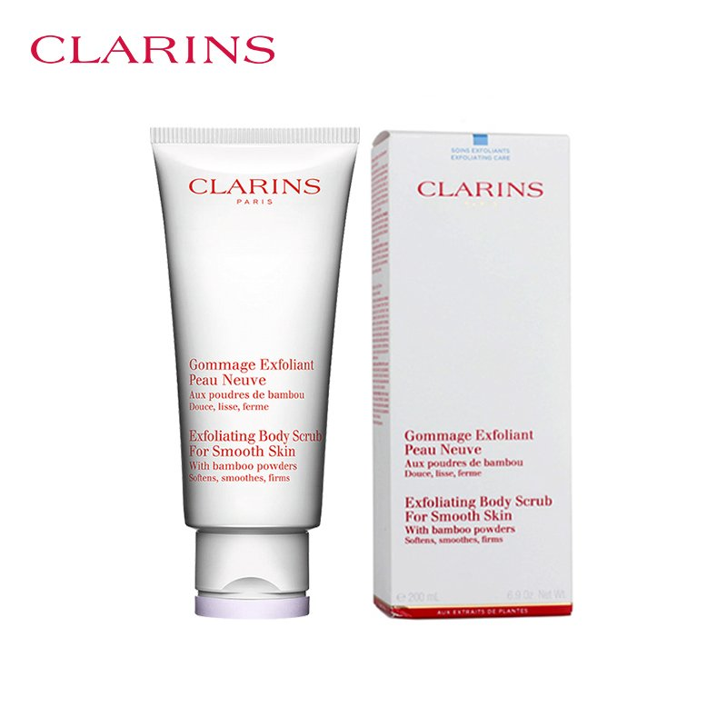 Clarins Exfoliating Body Scrub for Smooth Skin 200 ml 3380810058109 CLA00034_-200ML