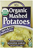 Edward & Sons Organic Mashed Potatoes, Roasted Garlic, 3.5-Ounce Boxes (Pack of 6)