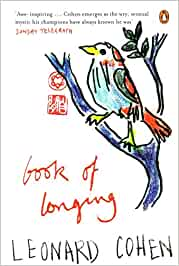 Book of Longing: Leonard Cohen