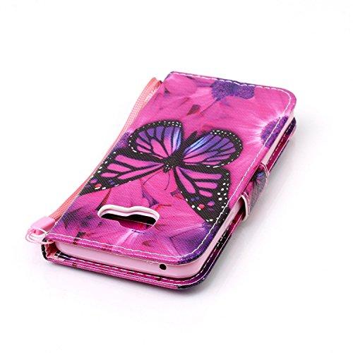 PU Carcasa de silicona teléfono móvil Painted PC Case Cover Carcasa Funda De Piel Caso de Shell cubierta para Samsung Galaxy A3(2016) A310a310F (+ Polvo Conector) 9 2