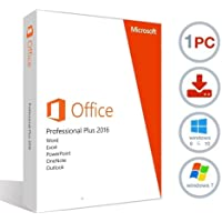 Microsoft Office 2016 Professional Plus Product key and download link NO-DVD