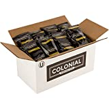 #8: Colonial Coffee Portion Packs, Signature 'Breakfast' Blend, Medium Roast Ground, 2.5 oz./Bag, 32 Count box, Bulk Fractional Pouches for Single Pot Drip Brewing