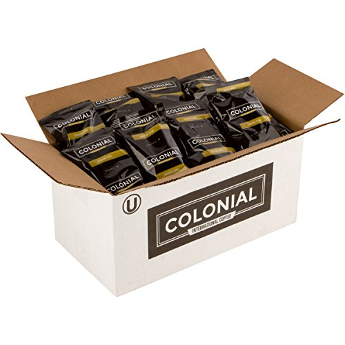 Signature 'Breakfast' Blend' Pre-Measured 2.5 OZ Ground Coffee Fraction Packs, 32 Pouches/box, Medium Roast, For Drip Coffee Makers