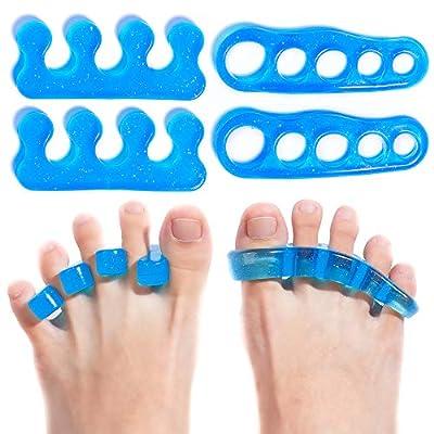 Premium Gel Toe Separators