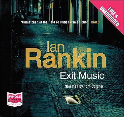 Book Exit Music (unabridged audio book)