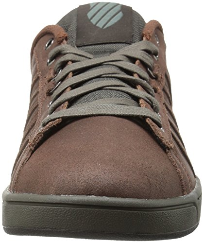 K-swiss Hombres Hoke P Cmf Moda Sneaker Potting Soil / Beluga