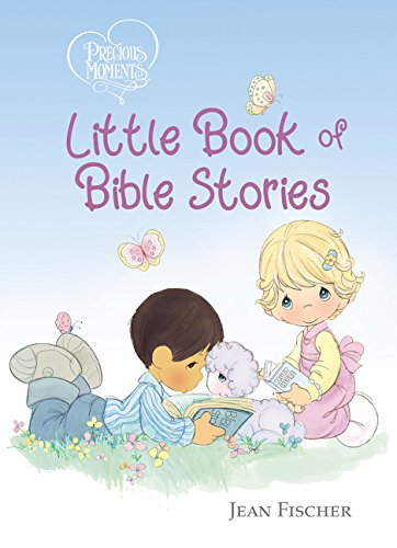 Read Online Precious Moments Little Book of Bible Stories PDF