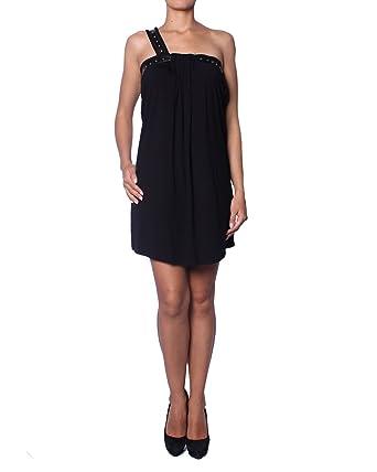 3520464680c Pierre Balmain - Women s Asymmetrical Short Dress - Black