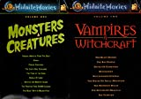 MGM Midnite Movies Monsters & Creatures + Vampires & Witchcraft Boxed Set 18-Movie Bundle (Beast Within/Devils of Darkness/Witchfinder General/Mephisto Waltz/Food of the Gods/Etc)