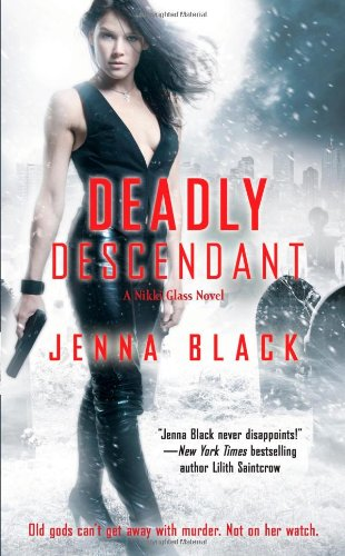 book cover of Deadly Descendant