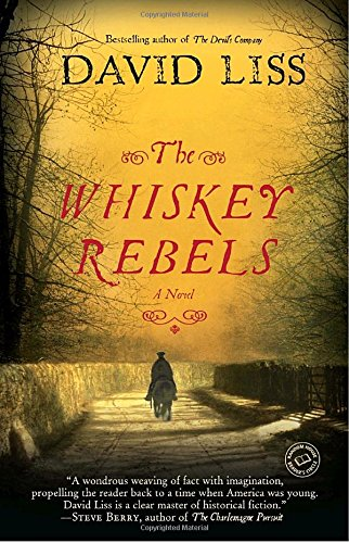 Book cover for The Whiskey Rebels