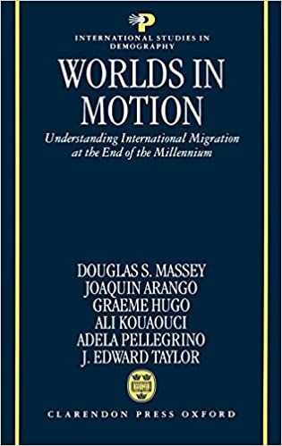 image for Worlds in Motion : Understanding International Migration at the End of the Millennium (International Studies in Demography)