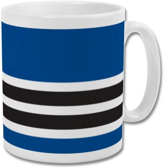 Tottenham Hotspur Graphic Design Football Gift Print Or Mug White Hart Lane West Stand Ground Designs Mug Amazon Co Uk Sports Outdoors