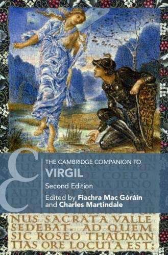 The Cambridge Companion to Virgil (Cambridge Companions to Literature)