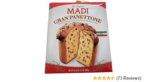 Gran Panettone Italian Cake, 35 25 oz