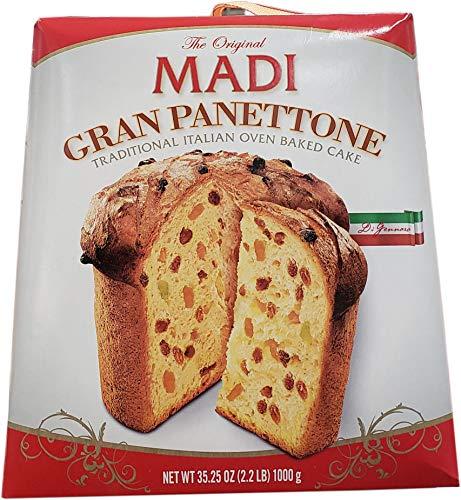 Gran Panettone Italian Cake, 35.25 Ounce