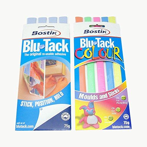 Blu Tack Reusable Adhesive 75g Buy Online In Uae