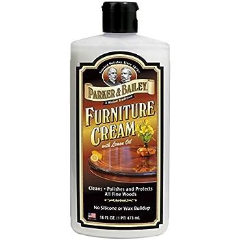 Amazon.com: Parker & Bailey Wood Floor Cream 16oz: Home ...