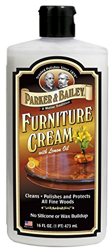 Parker & Bailey Furniture Cream 16oz (Antiques Products)