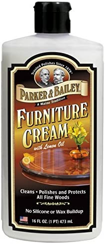 picture of Parker & Bailey Furniture Cream 16oz