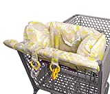 Lil Jumbl Shopping Cart Cover for Baby   Review and Comparison