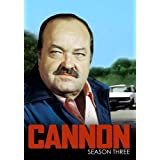 Cannon Season 3 (1973-1974) by CBS Home Entertainment