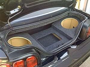 Amazon.com: 94-04 Mustang - CONVERTIBLE - Custom Sub