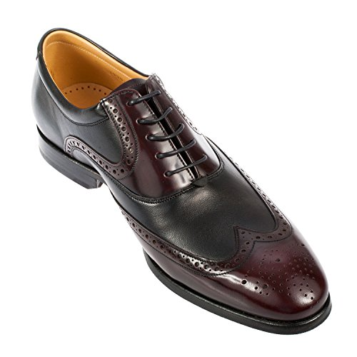 Barker Men's Bakewell Leather Oxford Brogue Shoe (399677)