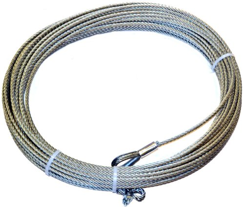 WARN 38311 Wire Rope - 5/16 in. x 150 ft. by Warn