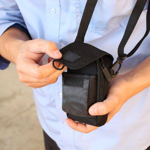Soft Camera with Accessory Adjustable Shoulder Strap Belt Loop GEAR