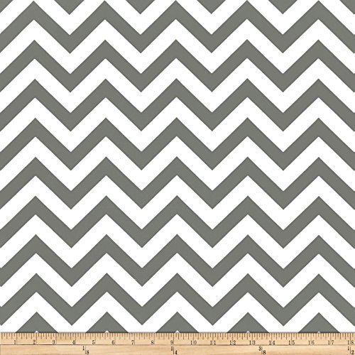 Premier Prints Zig Zag Twill Storm Fabric by The Yard (Fabric The By Yard Zag Zig)
