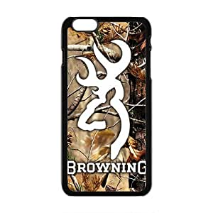 Autumn scenery Browning Cell Phone Case for Iphone 6 Plus by runtopwell