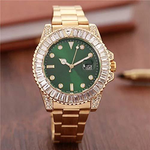 - Majinz Store Diamond Bangle Bracelet Reloj Hombre Designer New Mens Watches Top Brand Luxury Bracelet Full Diamond Watch Men Gold Wristwatch Clock