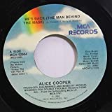 Alice Cooper 45 RPM He''s Back (The Man Behind The Mask) / Billion Dollar Babies