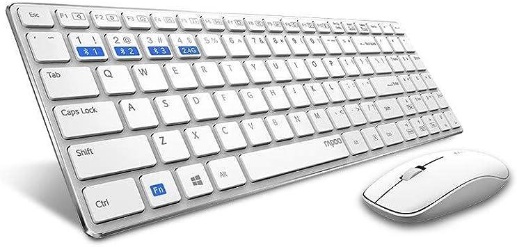 LFGHSEW USB Keyboard Wired Full Size Keyboard Teclado ...