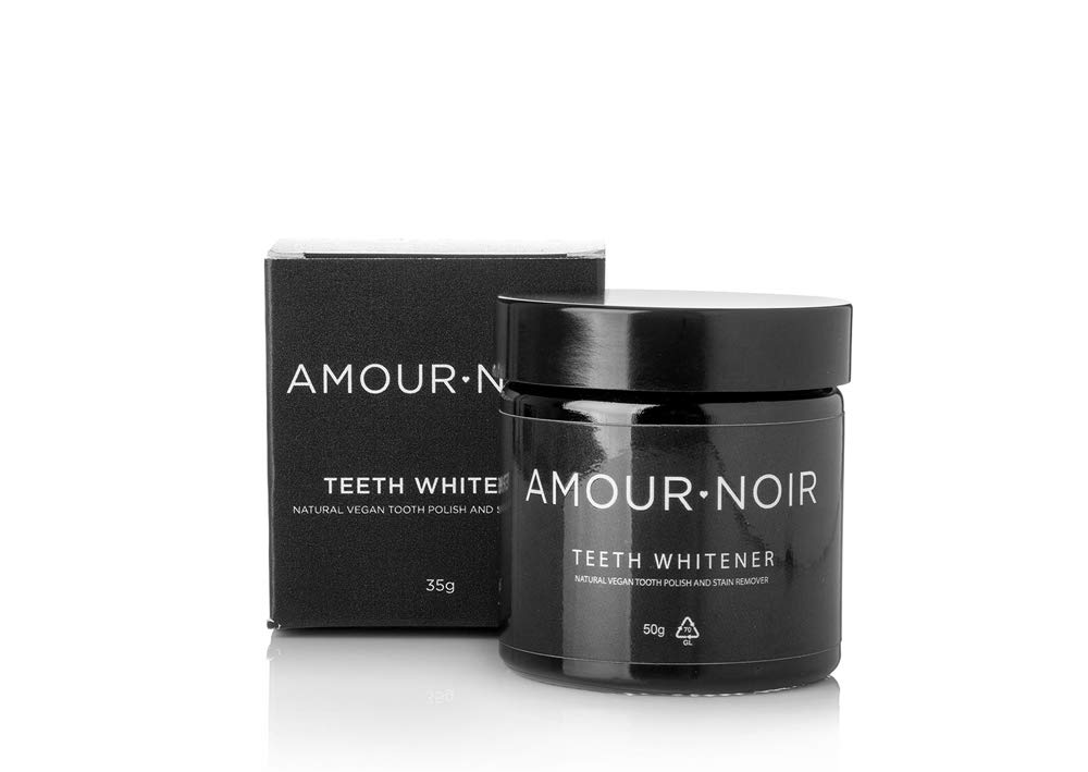Amour Noir Natural Teeth Whitener