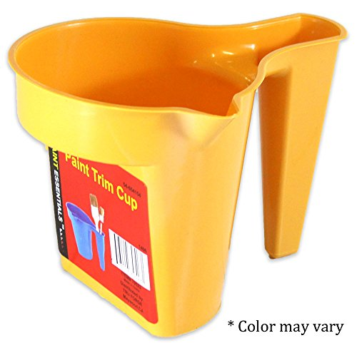 Paint Trim Cup with Pour Spout by ToolUSA