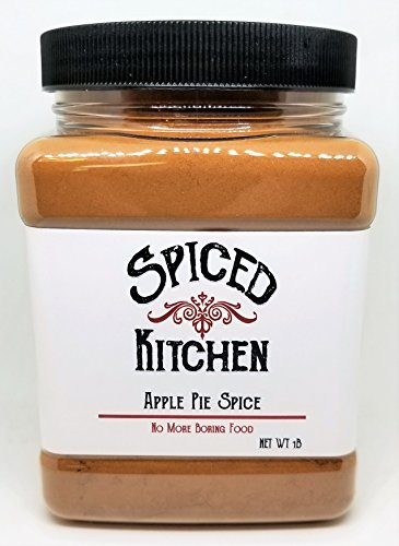 Natural Apple Pie Spice by Spiced Kitchen