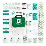 90 Piece Premium First Aid Kit Bag