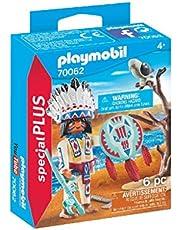 PLAYMOBIL 70062 Native American Chief,Multicoloured