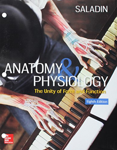 GEN COMBO LL ANATOMY & PHYSIOLOGY:UNITY FORM & FUNCTION; CONNECT W/APR PHILS AC