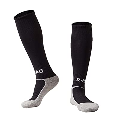Compression Socks Fits for Unisex Boys Girls,Long Athletic Football Soccer Socks